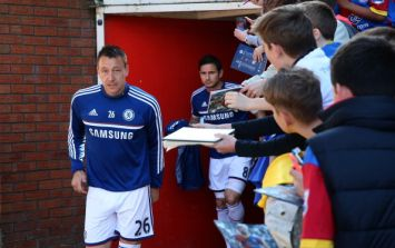 Gif: John Terry own goal gives Crystal Palace shock win over Chelsea
