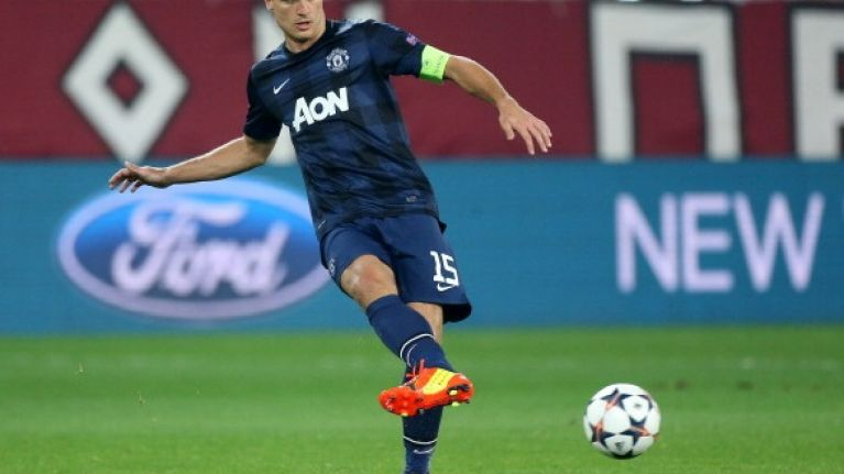 Done Deal: Inter Milan confirm they'll sign Nemanja Vidic in the summer