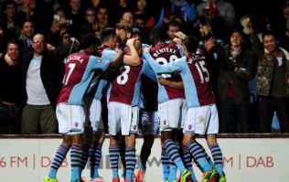 Vine: Chelsea lose their cool as Fabian Delph's brilliant flick seals win for Aston Villa