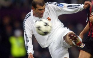 Video: Sit back and drink in 13 minutes of the best volleyed goals of all time