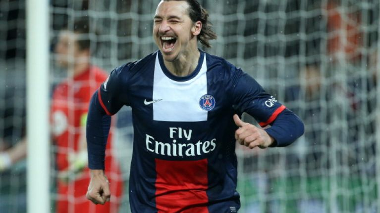 Zlatan embraces Twitter like only Zlatan can