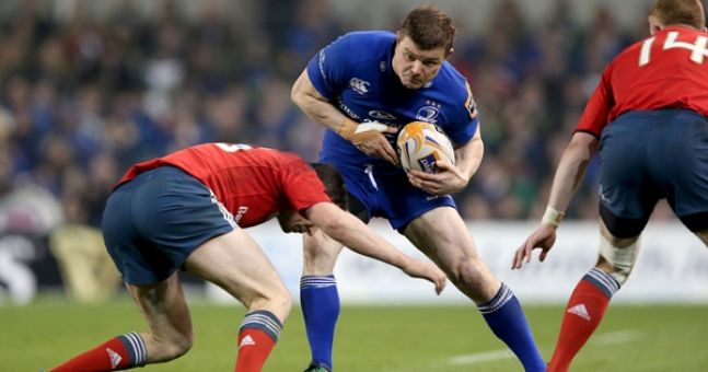 O'Driscoll and Healy both expected to be fit to face Toulon in Heineken Cup