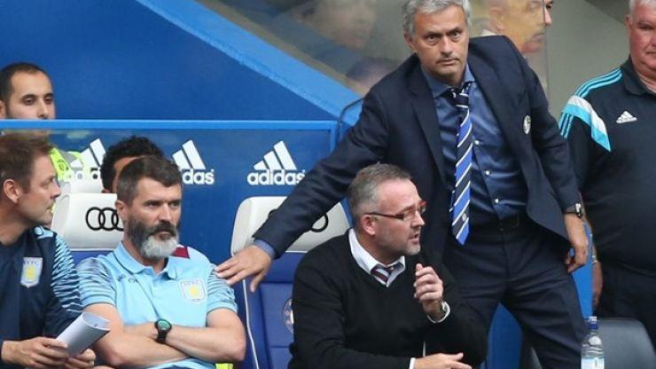 Jose Mourinho responds to Roy Keane's handshake criticism in caustically sarcastic fashion