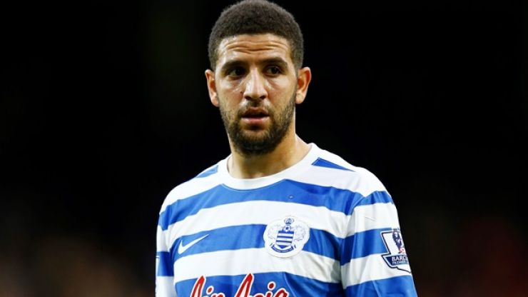 """Pic: Eh, Harry. Is doesn't look like Adel Taarabt is """"three stone overweight"""""""