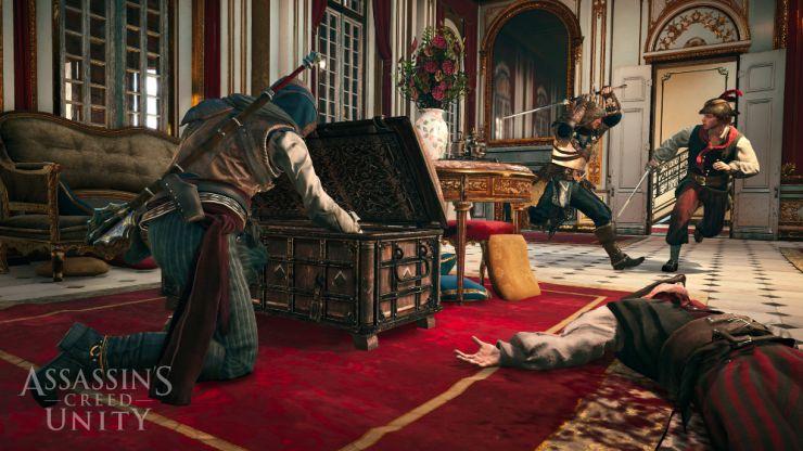 Video: David Attenborough, Morgan Freeman, Arnold Schwarzenegger & Alan Carr play Assassin's Creed Unity online co-op