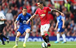 Vine: Juan Mata sets up Angel di Maria for tidy finish as United lead Everton
