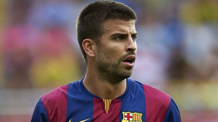 Barcelona's Gerard Pique says, even now, Roy Keane scares the sh*t out of him