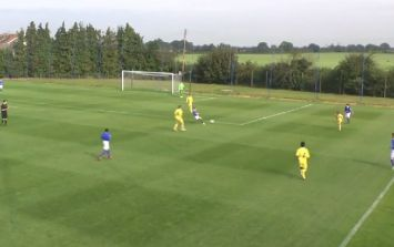 Video: The Ipswich Town under 14s scored a tiki-taka goal to rival Barcelona at their best