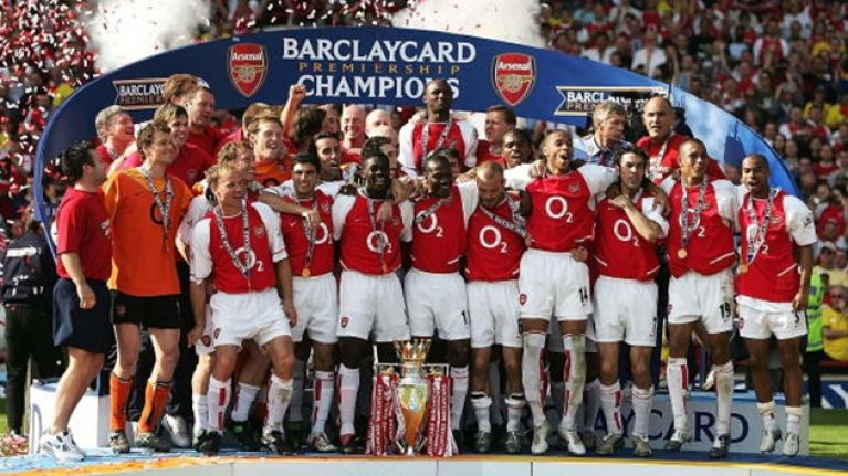 Image result for Arsenal the invincibles