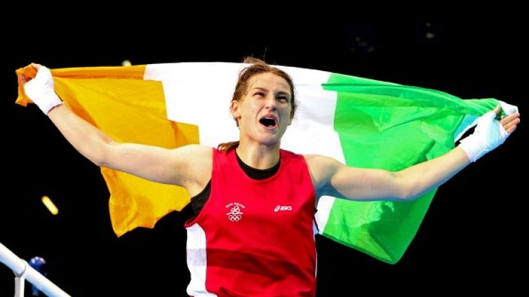 PIC: Katie Taylor has had her say on Conor McGregor's stunning UFC victory