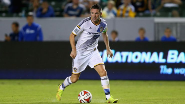 Vine: It's time for your weekly Robbie Keane cracker from the MLS