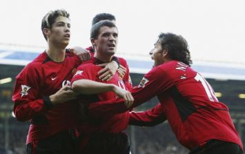 Roy Keane says John O'Shea played a humiliating part in the signing of Cristiano Ronaldo