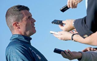 Vine: Roy Keane: John O'Shea has a brain, not like the rest of you...