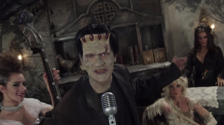 Video: 1962's 'The Monster Mash' has been given a modern remake