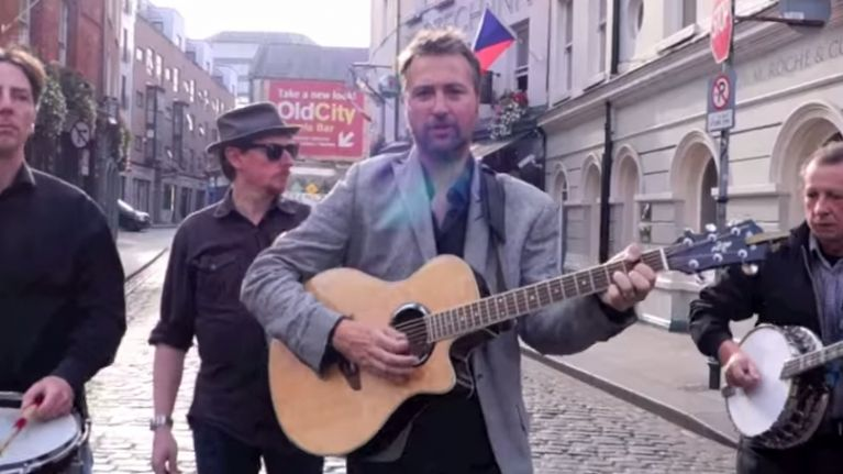 Video: Temple Bar gets a slagging off in the catchiest song since 'Jimmy's Winning Matches'