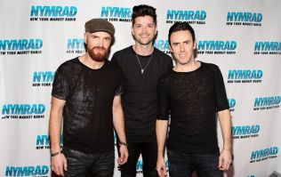 Eoghan McDermott did a lot more than just steal The Script's beer last night