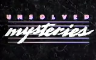 A reminder of the terrifying brilliance of Unsolved Mysteries and how it traumatised a generation