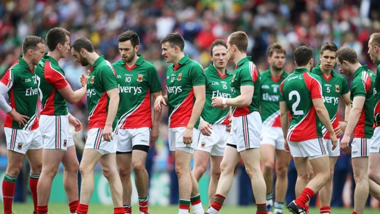 PIC: Someone's edited the Mayo GAA Wikipedia page to have a cheeky dig at the players