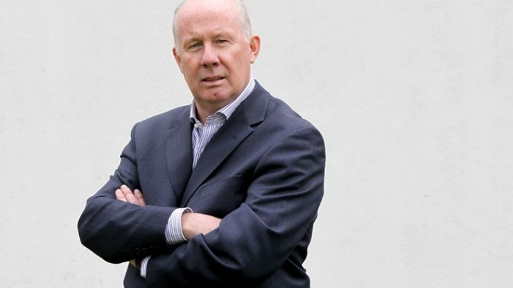 Video: Liam Brady enthusiastically shouting 'Keeper's' was the best part of RTE's Ireland v Germany analysis