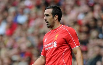 Former Liverpool defender Jose Enrique announces that he's recovering from a brain tumour