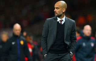 Pep Guardiola sees himself managing Manchester United some day