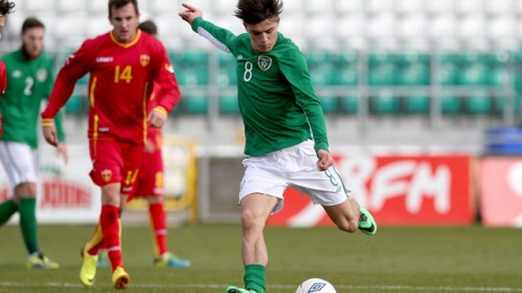This Jack Grealish tweet puts his Irish international future in doubt again