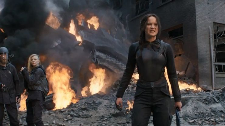 Video: The final trailer for Hunger Games: Mockingjay Part 1 is here