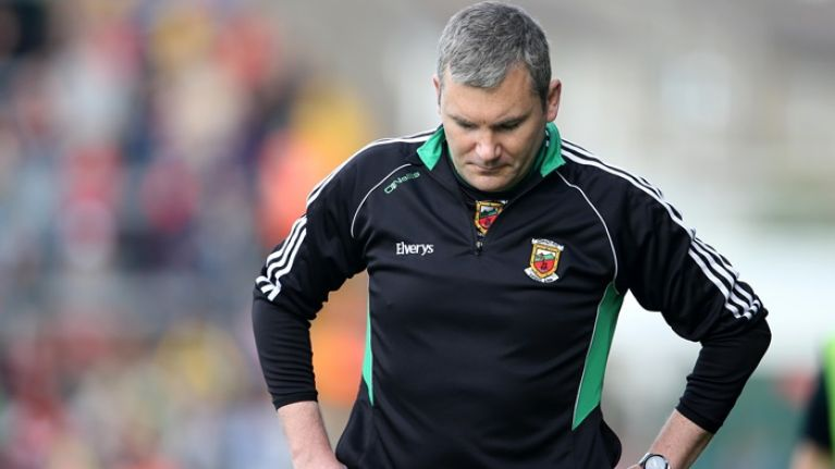 James Horan won't be taking the Donegal job after all