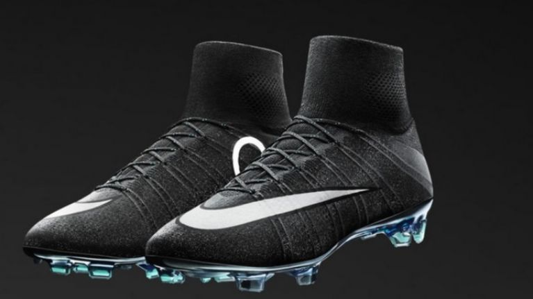 fa79219bec64 Pic  We re very much liking the look of Cristiano Ronaldo s new Nike  Mercurial