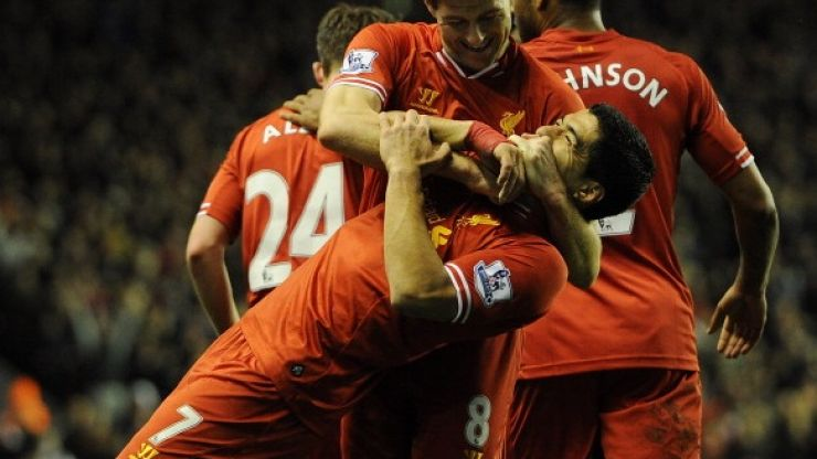 Video: Steven Gerrard sent this video message to Luis Suarez for last night's Golden Shoe ceremony