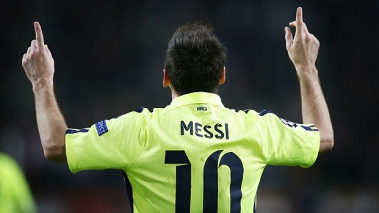 JOE's Champions League Man of the Week: Lionel Messi