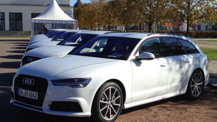 JOE goes to… Dresden to test the new Audi A6 & S6