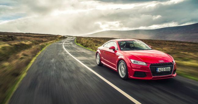 here 39 s how much the new audi tt will cost in ireland. Black Bedroom Furniture Sets. Home Design Ideas