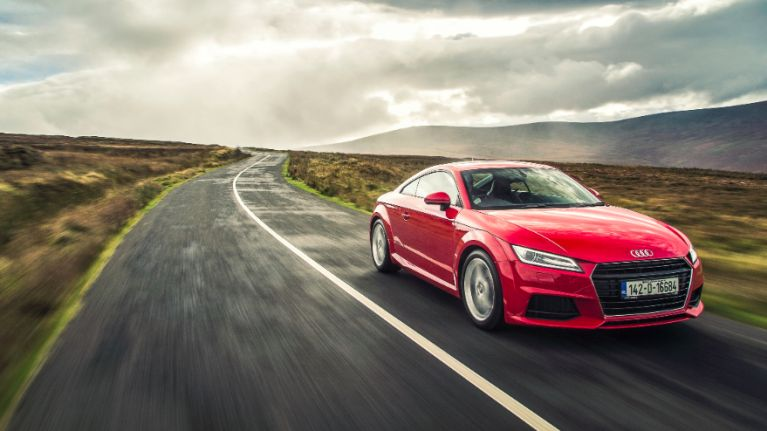 Heres How Much The New Audi TT Will Cost In Ireland JOE Is The - Audi ireland