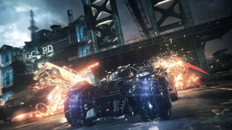 Video: The gameplay trailer for Batman: Arkham Knight is here & it's epic