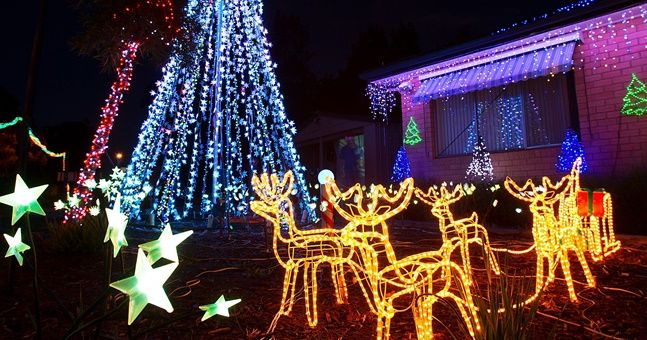Pic: This is awkward but the Christmas lights in Tallaght look a ...