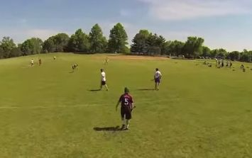 Video: This drone camera gives a very different view of a hurling training session