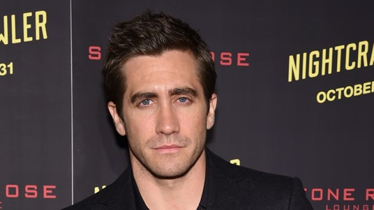Pic: Jake Gyllenhaal is in ridiculous shape for his new boxing movie Southpaw