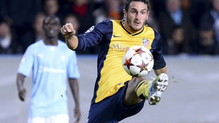 Video: Koke's backheeled goal for Atletico Madrid against Malmo is a joy to behold