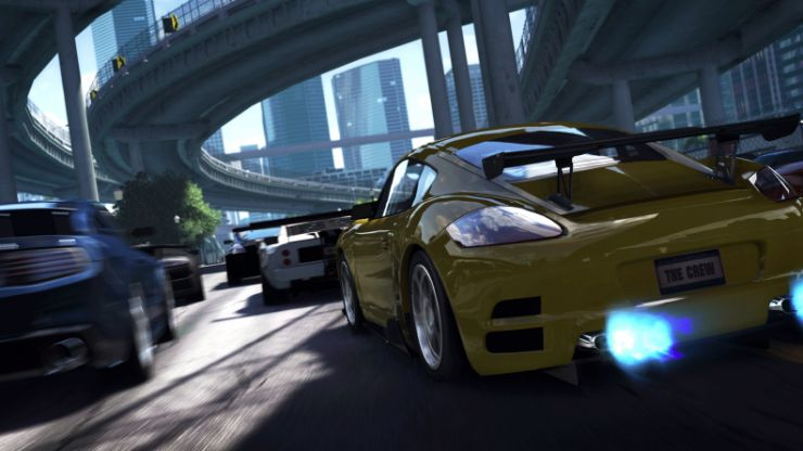 WIN a supercar driving experience for you & 3 of your friends with thanks to Ubisoft's The Crew