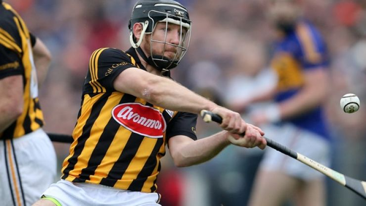 Pic: Kilkenny's Richie Hogan has been educating LeBron James on Twitter