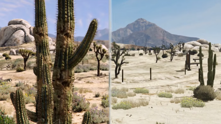 Video: Rockstar compares GTA V graphics on the PS3 & PS4...