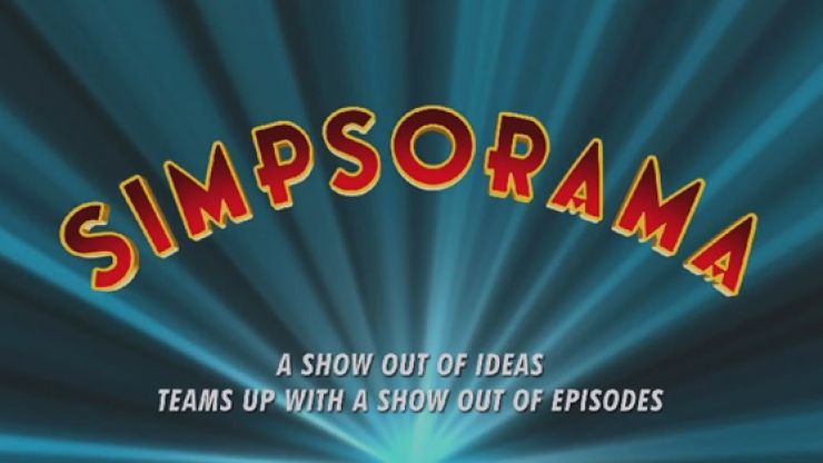 Video: A clip from The Simpsons/Futurama crossover episode