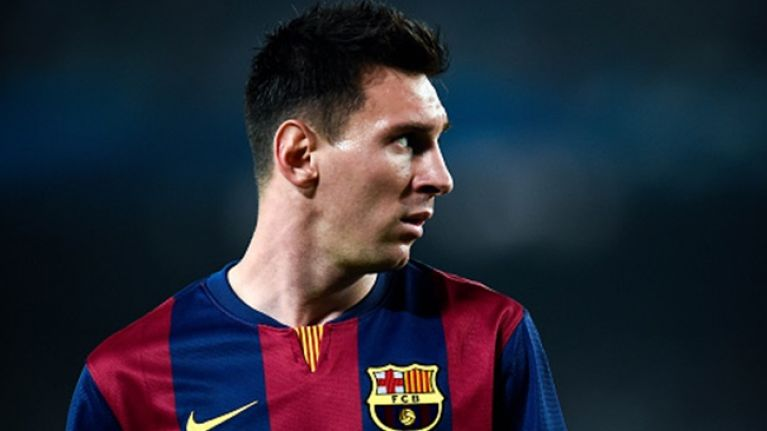 JOE's Champions League man of the week : Lionel Messi