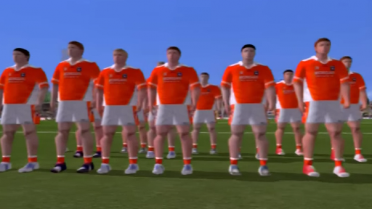 5 reasons why Gaelic Games Football on Playstation was a devastatingly awful game