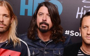 It's official: Foo Fighters are going to headline Slane next year (the support acts ain't bad either)