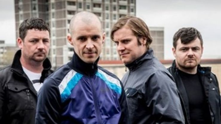 QUIZ: Can you name all of these characters from Love/Hate?