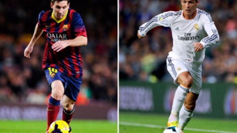 8d6427867 Manchester United icon Paul Scholes has his say on the Lionel Messi v  Cristiano Ronaldo debate