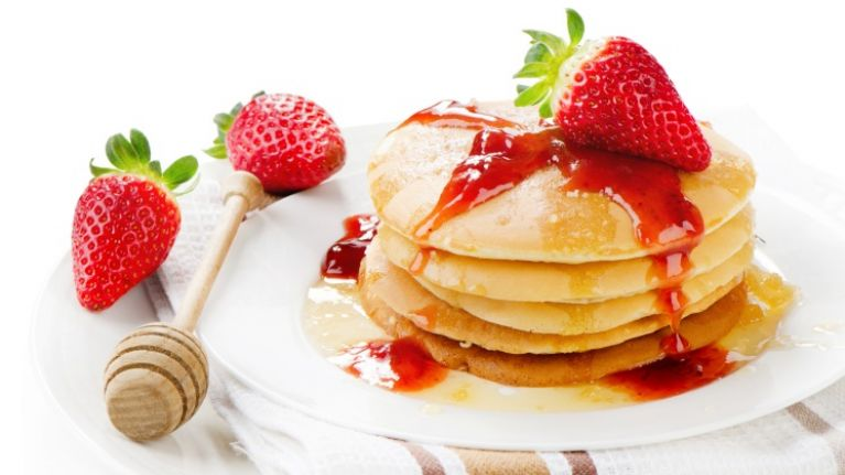 Tasty and easy to make protein recipes strawberry flavoured protein tasty and easy to make protein recipes strawberry flavoured protein pancakes ccuart Choice Image