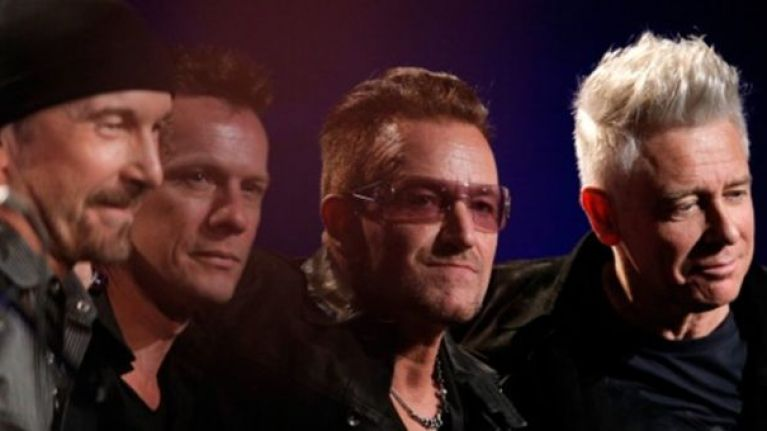 Director of My Left Foot talks about which part of U2's history he'd focus on making a movie about